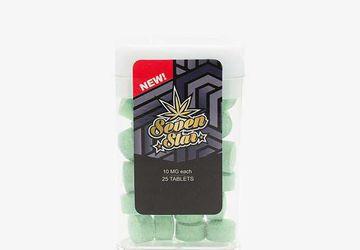 Buy Edibles Online at Hush Cannabis Club | Seven Star Breath Mints