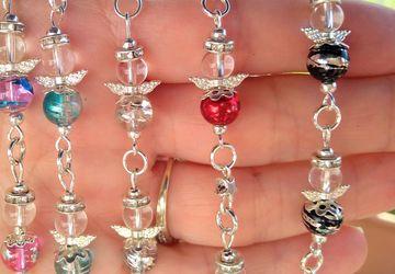Dainty Glizzy Angel Bracelets