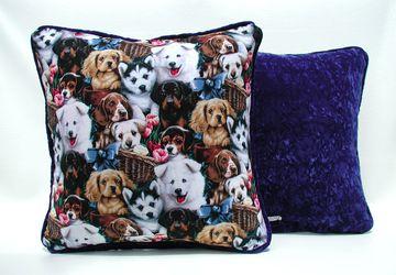 Puppy Love Pillows