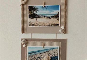 Coastal Picture Frame