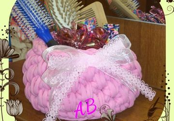 "Basket ""Tenderness"""