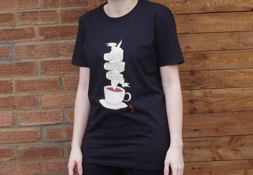 UNISEX Coffee T-shirt