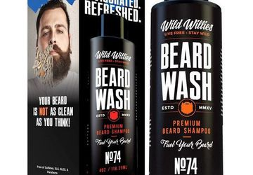 Beard Softener | Beard Wash From Wild Willies