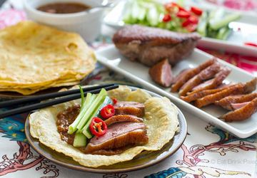 Mini Chinese Crepes