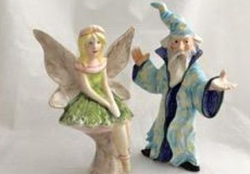 Paint a Fairy or Wizard workshop