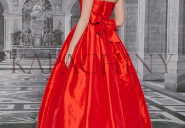 """Premiere performance"" evening dress"