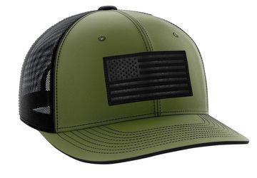 Military Green Snapback Cap | Tactical Pro Supply