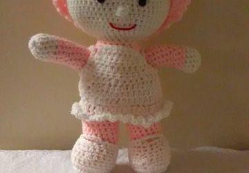 Handmade Crocheted dolls/amigurumi