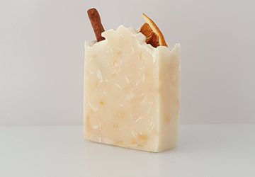 Patchouli and Blood orange soap