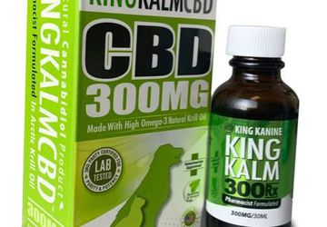 King Kalm CBD for Dogs – Great for Large Pets and Dogs