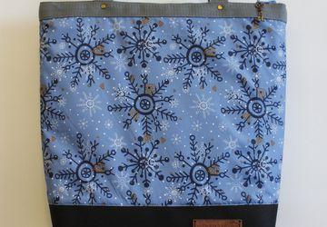 "Textile shopping bag ""Fairy tale"""