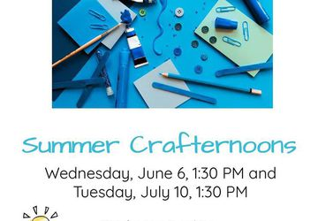 Summer Crafternoons