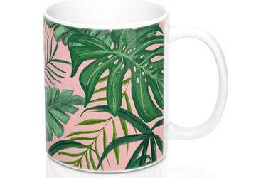 bohemian Pink In A Mug 11Oz