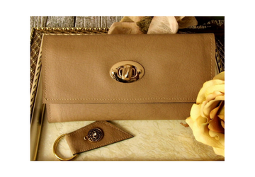Vegan Leather Wallet, Ladies Brown Wallet, Womens Wallet Vegan, Brown Trifold Wallet, Long Wallet