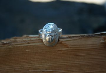 "The ""Cleopatra"" Ring, Size 8 US"