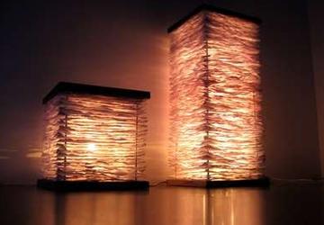 Handiwork lamp