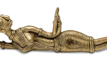 Handcrafted Metal Figurine Luxury Collectible Gift