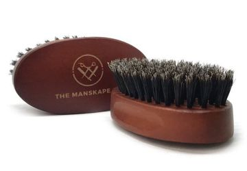 Wild Willies Beard Brush | Made Using Boar Bristles