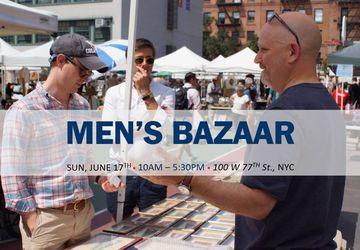 Men's Bazaar (Father's Day)