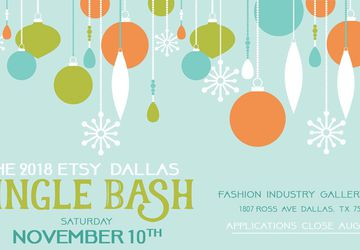 2018 Etsy Dallas Jingle Bash