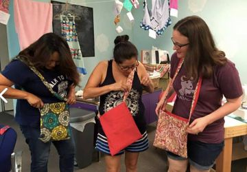 Crash Course: Sewing Bags Series #1