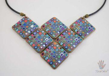 Gustav Klimt Necklace - CSDK-0-42