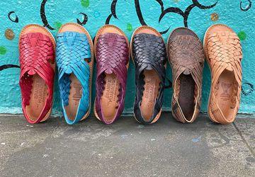 Women's Huarache Sandals   Brand X Huaraches