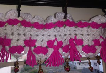 Hand made crochet pattern