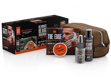 Beard Grooming Kit from Wild Willies