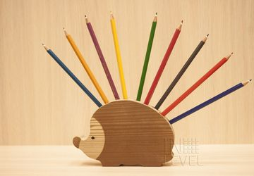 "A holder for stationery ""A hedgehog"""