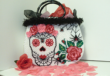 Dia De Los Muertos/Day of the Dead Tote bag