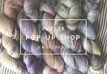 Pop-Up Shop at Nina Chicago