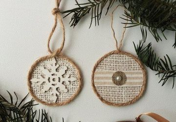 Country Style Christmas Decor