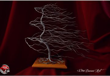 Wire tree, Home decor, gift , deco, dekoration, tree, luxurious metal