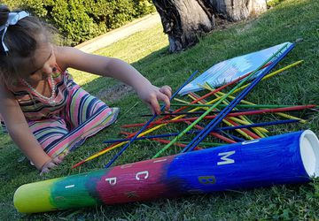 Pick Up Sticks - Camping Games