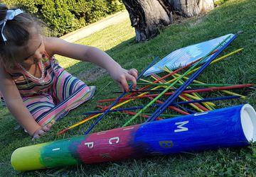 Pick Up Sticks - Camping Games