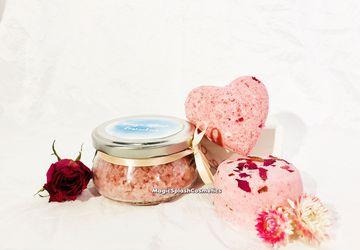 Rose Bath Bundle