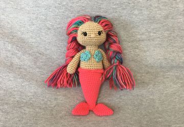 Cora the Mermaid