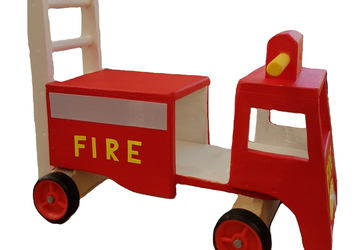 Handmade Wooden Toy - Push Toys