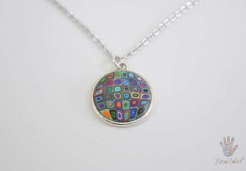 Gustav Klimt Nilo Necklace - CNAK-0-42