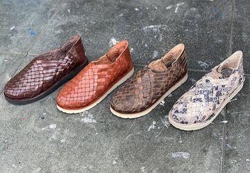 Leather Huaraches | Huarache Sandals | Brand X Huaraches