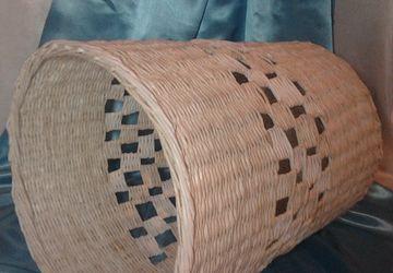 Paper Laundry Basket