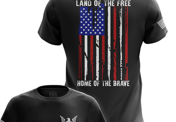 USA Men's Tees | Tactical Pro Supply