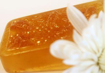 Lemon Zest Soap