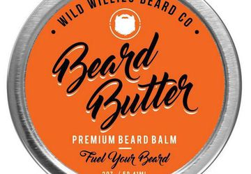 Beard Balm from Wild Willies