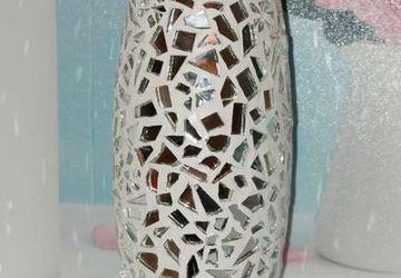 Handmade specular lamp