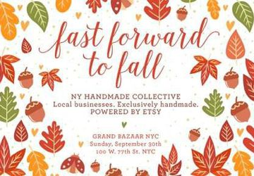 Fast Forward to Fall at Grand Bazaar NYC