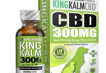 King Kalm Large Size Pet and Dog Formula | King Kanine