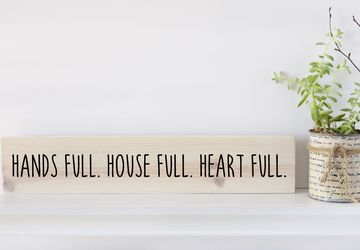 Custom Home Décor, Custom Sign, Quote Sign, Custom House Signs, Small Quote Signs, Wood Quote Sign, Rustic Wood Décor, Wooden Wall Art, Home