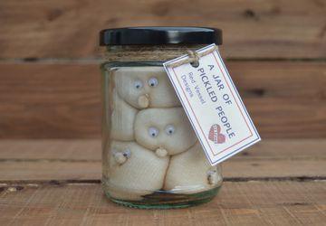 Jar Of Pickled People